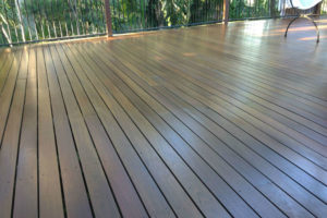 Deck - Integrain UltraDeck finish