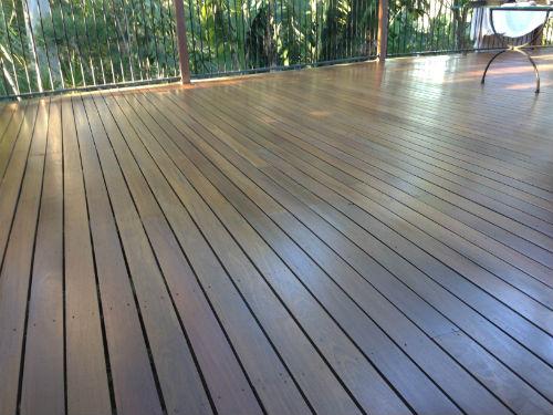 Timber Decks and Verandahs