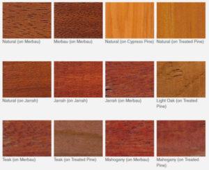 Integrain UltraDeck Colour Options