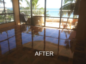 Parquetry Floors after