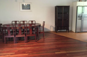 Timber Floor polished